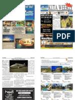 """Kuta Weekly-Edition 372 """"Bail's Premier Weekly Newspaper"""""""