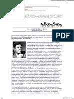 Enfocarte.com - n°12 - Entrevista a W. H. Auden