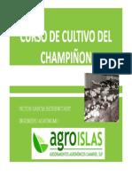 Curso Cultivo Del Champinon