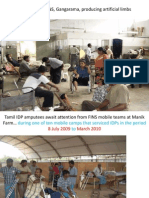 IDP Camps 2009