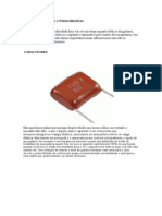 Capacitores e Potenciômetros
