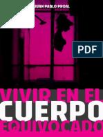 Vivir en El Cuerpo Equivocado Juan Pablo Proal