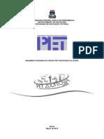 Regimento Interno Do Grupo Pet Zootecnia Da Ufrpe[2010]