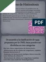 Sindrome de Histiositosis