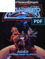 TSR 1049 AD&D Adventures in Space