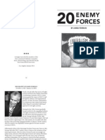 20 Enemy Forces Booklet