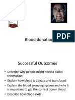 IGCSE Bio_ Blood Donation