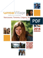 캐나다 GV 2014 Junior Programs Brochure - Final