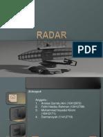 hystory of Radar