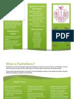 Recruitment Pamphlet