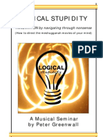 Logical Stupidity - INNOVATION by navigating through nonsense