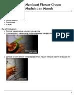 Cara Membuat Flower Crown Mudah dan Murah.pdf