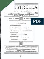 Revista La Estrella Abril 1929
