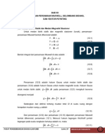 Persamaan Persamaan Maxwell
