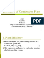 06-Efficiency of Combustion Plant