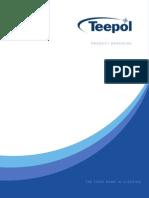 Teepol Catalogue 2010