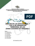 Ley de Ordenacion Territorial.