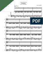 Albeniz - Asturias - Trio Para Flauta, Viola y Guitarra
