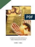 I Suplemento Franciscano Liturgia de Las Horas
