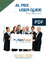 Virtual PBX User Guide