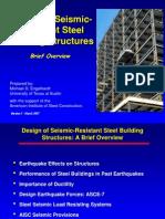 AISC Seismic Design-ModuleUG-Brief Overview