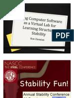 Stability VirtualLab