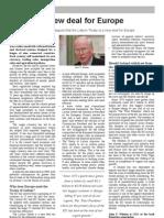 Irish Exporters Association and the Lisbon Treaty
