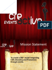 Creactive Events