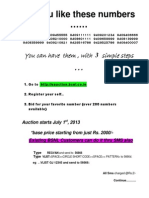 E-Auction Bsnl