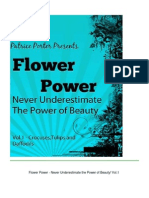 Flower Power - Never Underestimate the Power of Beauty! Vol.1