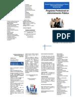 Plegable Apt 2014-1