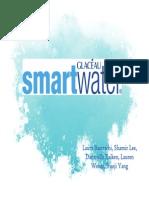 Smartwater Campaign Book (2013)