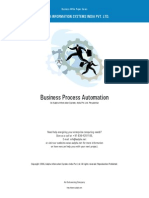 Business Process Automation 131822