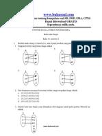 2. CONTOH SOAL LATIHAN MATEMATIKA RELASI DAN FUNGSI KELAS 8 SMP.docx