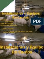 Instalaciones y Equipos de Cerdos