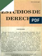 Introducción a una teoría constitucional colombiana - Tulio Elí Chinchilla