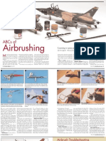 ABCS of airbrushing