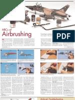ABCS of airbrushing