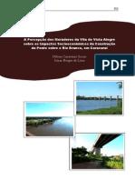 Impactos Socioeconômicos da Ponte na Vila de Vista Alegre - Capítulo 4 - Autores Nilceia Canavarro e Ismar Lima.