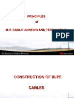 MV Cable Jointing & Termination