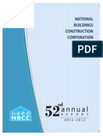 52nd Annual Report for the Year 2011- 12