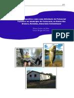 Pesca Esportiva no Baixo Rio Branco-Caracaraí-Amazônia-Setentrional - Capítulo 6 -Autores Eliane Silva e Ismar Lima.