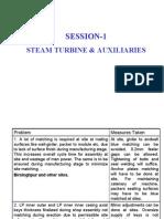 Turbine Issues Resolution