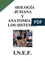 Fisiologia Humana y Anatomia de Los Sistemas - InEF
