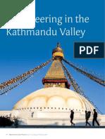 Volunteering in the Kathmandu Valley