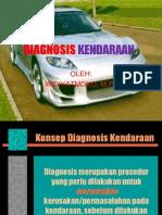1. Diagnosis Kendaraan