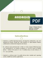 Android Seminar