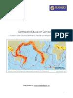 Earthquake Curriculum_Parsquake_TWB