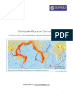 Earthquake Curriculum_Parsquake_TWB