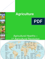 1 Agriculture